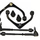 2007 Dodge Dakota Suspension & Steering Kit Upper Control Arms With Ball Joints