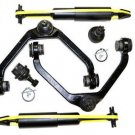 2001 Ford Explorer Shock Absorbers Suspension Control Arms Lower Balls Component