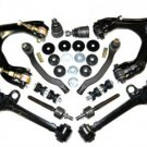 1997 Acura CL Suspension Kit Upper Lower Control Arms Rack Ends Stabilizer Bars