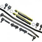 1996 Ford F350 Steering Tie Rod Ends Adjusting Sleeve Shock Absorbers Front Kit