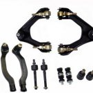KIT STEERING SUSPENSION CONTROL ARMS BALL ENDS TIE RODS