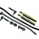 1997 Ford F-350 4WD Steering Drag Link Shocks Absorbers Replacement Kit System