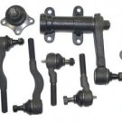 New Steering Kit Inner And Outer Rack End 4 Ball Joint 2 Lower 2 Upper RH & LH
