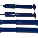 FORD Ranger RWD New Front Rear Suspension Shock Absorbers Both Sides 32330 32237