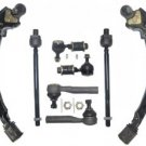 1989-1994 FITS Maxima Suspension Kit Excellent Replacement Parts Tie Rod Ends New