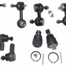 2001 Honda Civic Suspension Kit Sway Bar Link Ball Joint Tie Rod End RH & LH