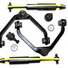 1995 Ford Explorer Suspension Shock Absorbers Component Control Arms Lower Ball