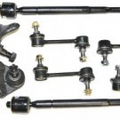 1997 Geo Prizm LSi Front Rear sway Bar Linkages Tie Rods Ball Joints Suspension