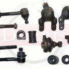 Repair Front Steering Tie Rod Ends Suspension Ball Joints Bushings RH & LH New