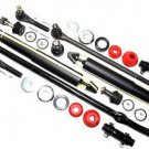 4X4 F-150 XLT SUSPENSION STABILIZER LINKAGES TIE RODS CENTER LINK BALL JOINTS
