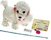 Fisher-Price Poodle Grows & Knows Puppy