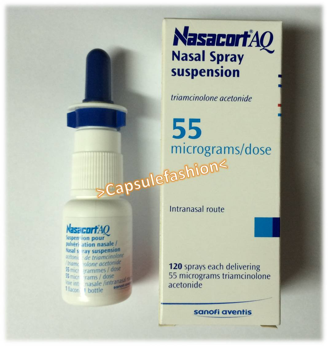 Nasacort spray for nasal allergy symptoms cover 24 hour ...