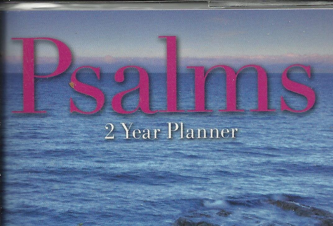 PSALMS Inspirational 2 Year Pocket Planner 2012-2013 Calendar  ~gemsandstems.info~