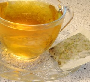 Natural LEMON LIFT Tea ( Custom Herbal Blend ) - 10 tea bags ~gemsandstems.info~