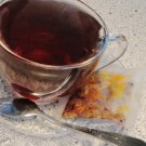 Natural ELDERBERRY BOOST Tea ( Herbal Tea Blend ) - 10 tea bags ~gemsandstems.info~