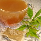 Natural RED RASPBERRY LEAF Herbal Tea ( Rubus idaeus ) - 10 tea bags ~gemsandstems.info~
