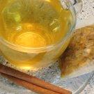 Natural HARVEST Tea ( herbal blend ) orange apple spice - 10 tea bags ~gemsandstems.info~