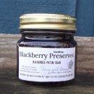 BLACKBERRY PRESERVES ❀ ½ pint ❀ seedless   ~gemsandstems.info~