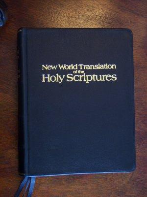 New World Translation bound with Reasoninr Book