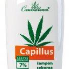 Capillus Hemp Shampoo Treatment Scalp with Seborrhea (Seborrheic Dermatitis) or Psoriasis Skin