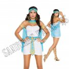 5pc Egyptian Queen of the Nile Cleopatra Costume - Medium
