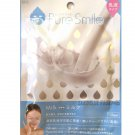 Pure Smile Latex Essence Face Mask - Milk - 1 sheet