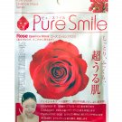 Pure Smile Rose Essence Face Mask - 1 sheet