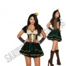 3pc Adorable Archer Costume - Medium