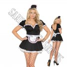 3pc Maid To Please Costume - 1X/2X