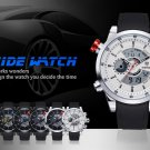 Weide WH3401 Multi Function Week 24h Date Men Sport Big Dial Watch