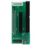 SCA 80 to SCSI 50-68 Pin Converter with Terminator