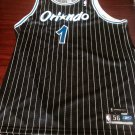 Reebok NBA Authentic Orlando Magic #1 Tracy McGrady Jersey