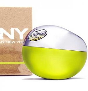 DKNY Be Delicious by Donna Karan for women 3.4 oz Eau De Parfum Spray