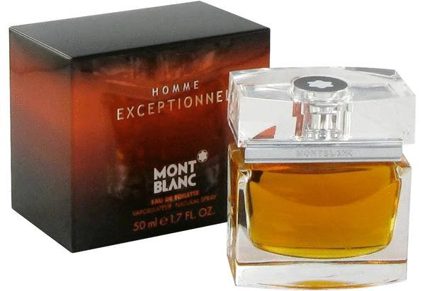 Mont Blanc Exceptionnel by Montblanc for Men � 2.5 Ounce EDT Spray