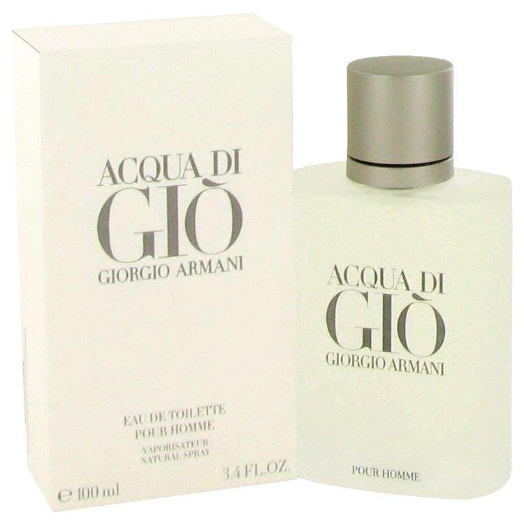 Acqua Di Gio edt spray 3.4 oz by Giorgio Armani