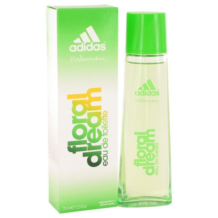 Adidas Floral Dream by Adidas Eau De Toilette Spray 2.5 oz