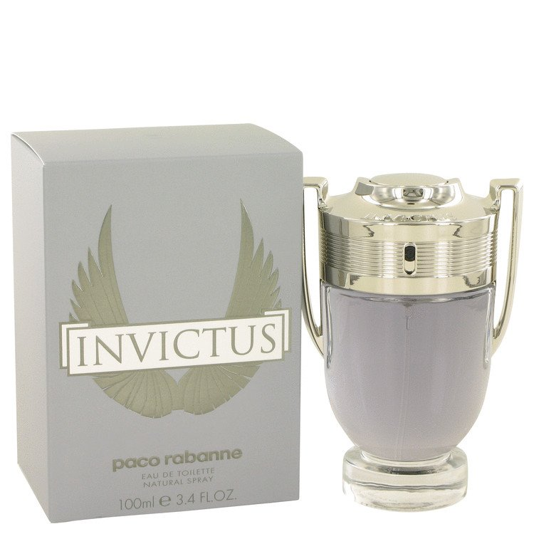 Invictus Cologne for Men by Paco Rabanne (3.4 oz Eau De Toilette Spray)