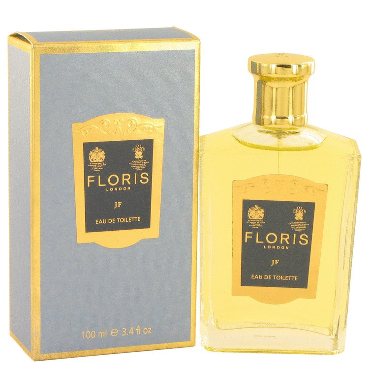 Floris JF Cologne by Floris (3.4 oz Eau De Toilette Spray)