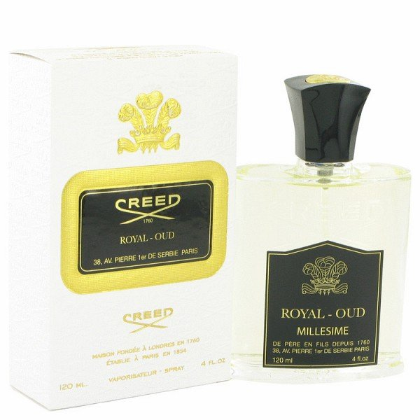 Royal Oud By Creed Millesime Spray 4 Oz For Women