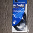 ** iConcepts** 10 Parallel Printer Cable **For All Printer** IEEE 1284 Compliant