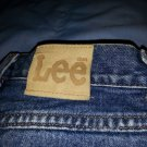 LEE SHORTS DENIM JEAN GIRL WOMEN SIZE 6-8 VINTAGE