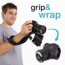 Mymiggo Grip and Wrap For SLR Camers Black Camera Strap
