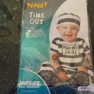 Spirit Time Out Halloween Costume for Infant 6-12 mos.