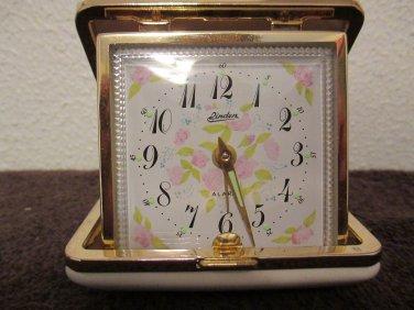 Vintage Linden Travel alarm
