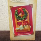 Hallmark Keepsake Winter Garden Ornament 2004