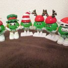 M & M Plastic Christmas Figurines 6