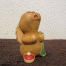 Pendelin hand painted stonecraft Barney Figurine