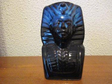 Egyptian Pharoah ceramic oil warmer