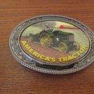 America's Tractor Belt Buckle