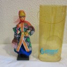 Vintage Huner Souvenir of Turkey Woman Doll